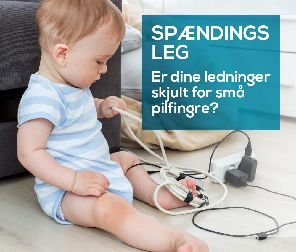 Spaendingsleg